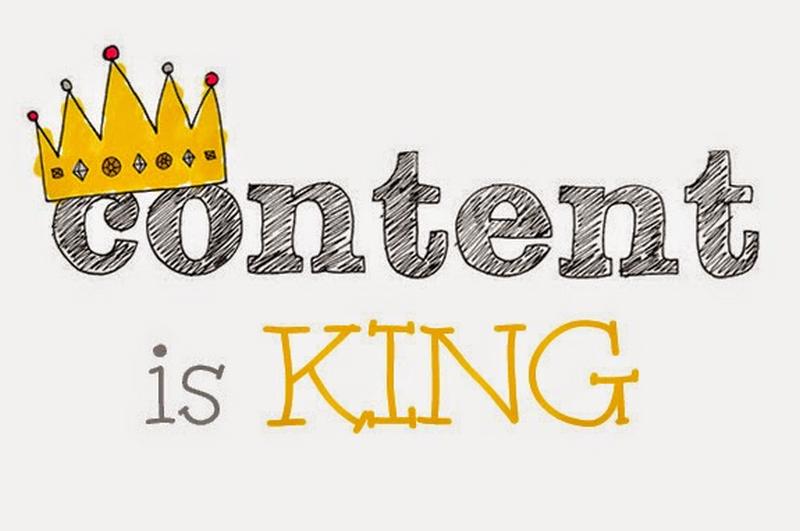 Hãy chú ý đầu tư cho nội dung của web marketing