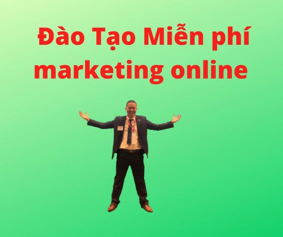 Đào Tạo Miễn phí marketing online
