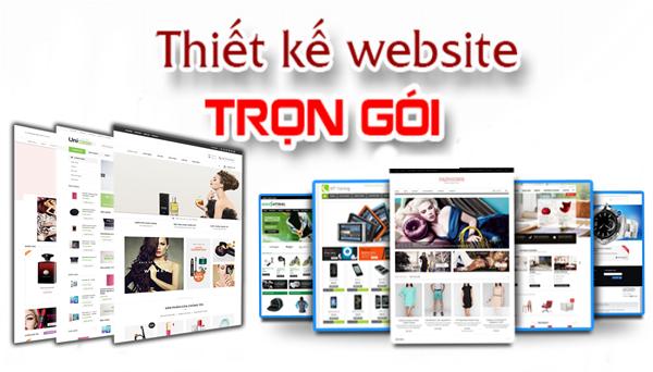 Thiết kế website giá rẻ trọn gói ở đâu? 4 lý do nên thiết kế website trọn gói